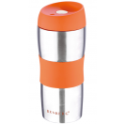 Оранжева термо чаша Renberg
