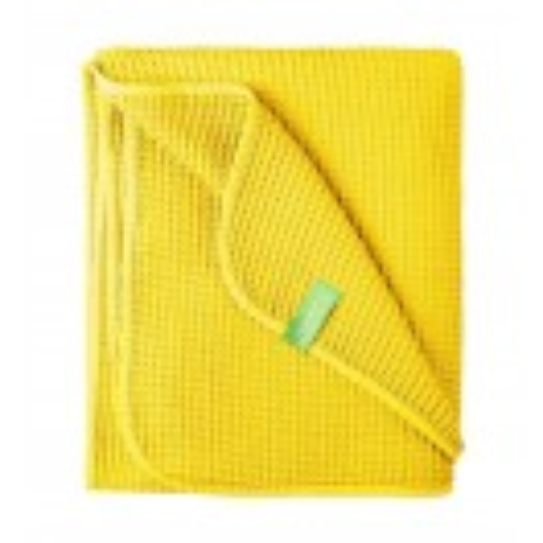 Одеяло Benetton casa 140х190 см жълто