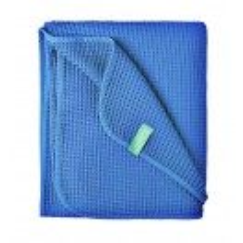 Одеяло Benetton casa 140х190 см синьо