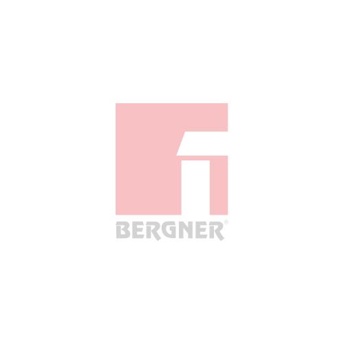 Сет от 6 чаши с оранжеви и сини ивици в два нюанса